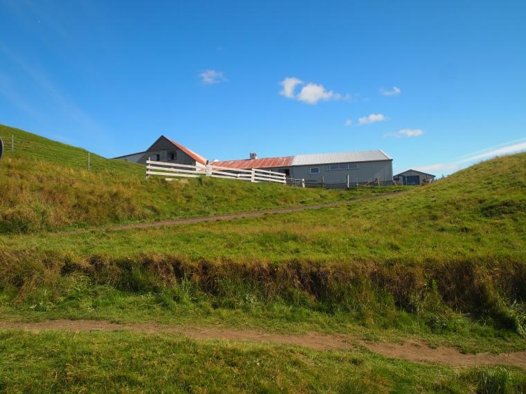 farm at Keldur