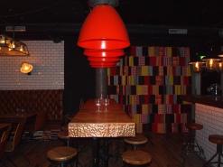 Bar at OK Hotel
