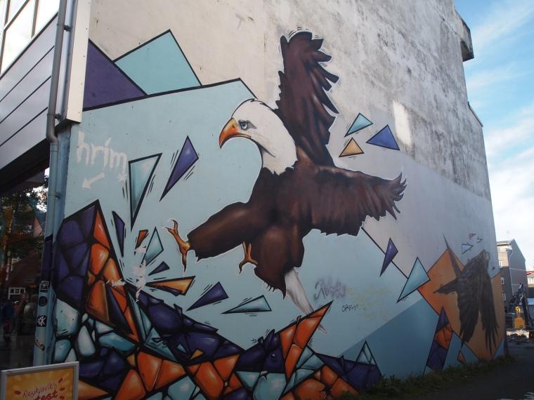 Rekjavik street art