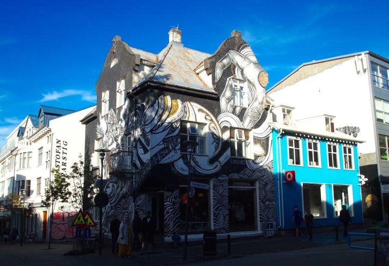 quirky Reykjavik