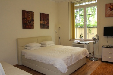 Charlie's Budapest - bedroom