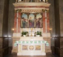 Interior of St. Stephen's Basilica
