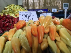 peppers at The Great Market