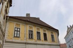 Sopron's Inner Town