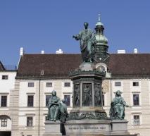 square at Hofburg Imperial Apartments
