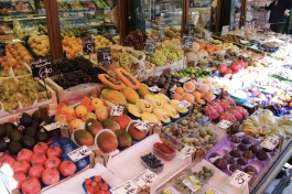fruits at Naschmarkt