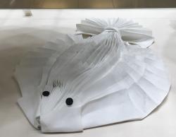flounder napkins