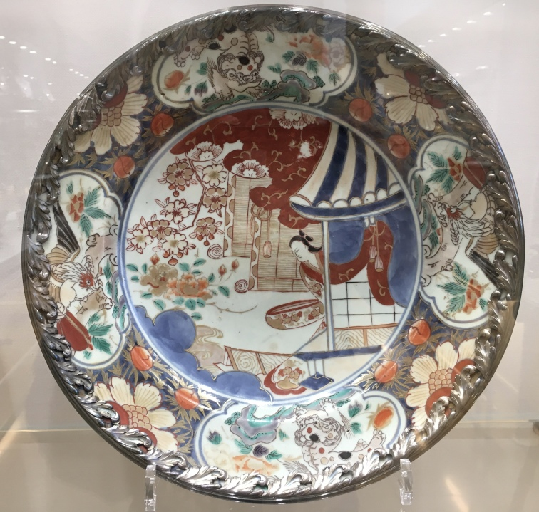 the Imperial Porcelain and Silver Collection