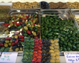 peppers at Naschmarkt