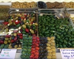 peppers at Naschmarkt