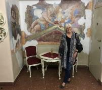 me at Palais Palffy