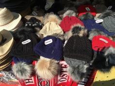 hats at Naschmarkt