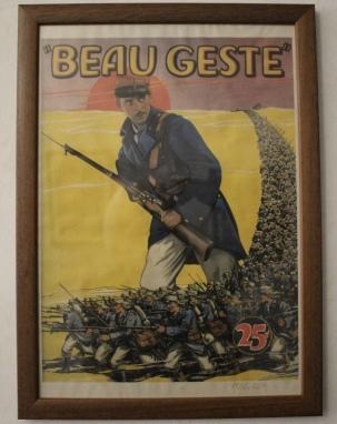 movie poster Beau Geste