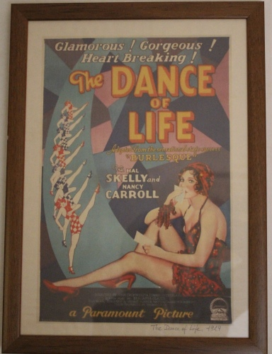 Movie poster - The Dance of Life