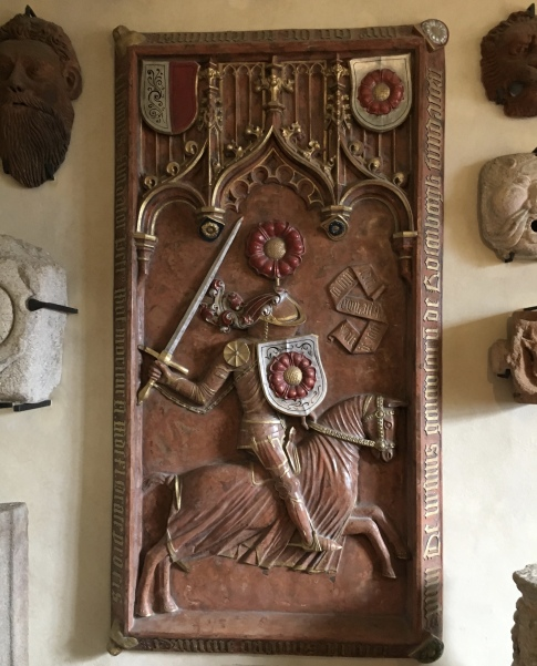 Castle Museum - coat of arms