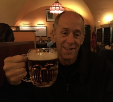 Mike at Restaurant Terasa
