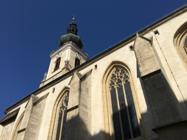 church in Krems an der Donau