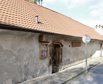 penion in Český Krumlov