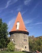 Krumlov Tower: Unique accommodation
