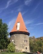 Krumlov Tower: Unique accommodation