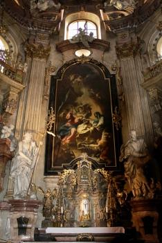 interior St. Nicholas Church