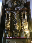 inside The Church of Our Lady Victorious