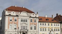 square near Strahov Monastery