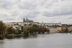 View of Prague Castle
