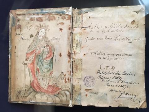 Manuscript - Strahov Library