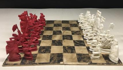 chessboard Strahov Library