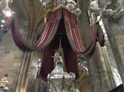 St. Vitus Cathedral interior