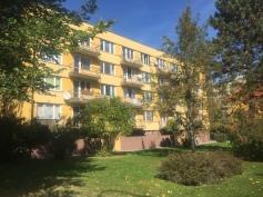 Communist era apartments