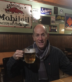Mike at Restaurace PASTIČKA
