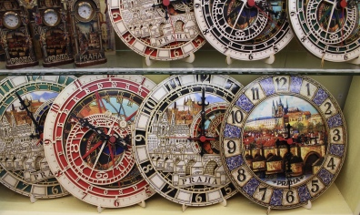 Astronomical clocks