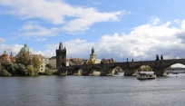 Charles Bridge and the Old Town